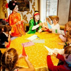 программа Восточная вечеринка на детский праздник