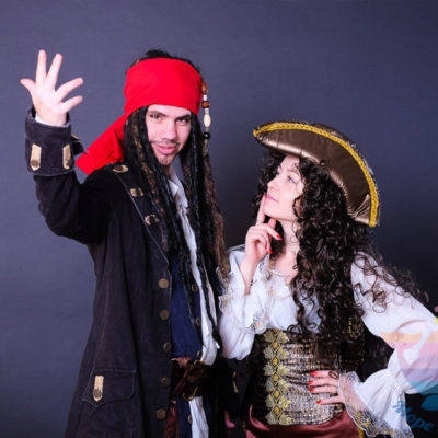 программа Пиратская вечеринка на корпоратив, тимбилдинг