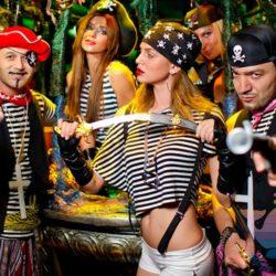 программа Пиратская вечеринка на детский праздник