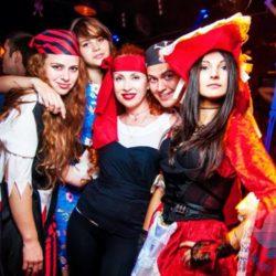 программа Пиратская вечеринка в Москве