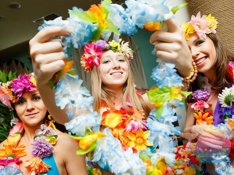 программа Гавайская вечеринкав Москве