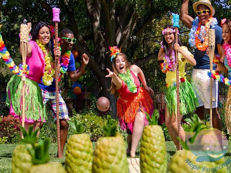программа Гавайская вечеринка на свадьбу, юбилей