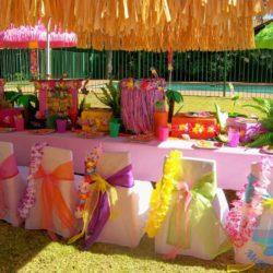 вечеринка Гавайская вечеринка на последний звонок