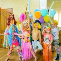 программа Гавайская вечеринка на корпоратив, тимбилдинг