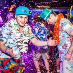 программа Гавайская вечеринка на день рождения