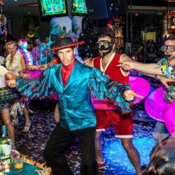 программа Гавайская вечеринка в Москве