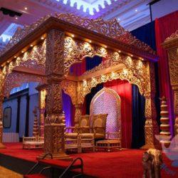 вечеринка Индийская свадьба для детей