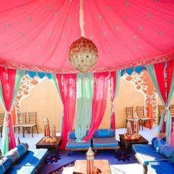 Вечеринка в стиле Индийская свадьба