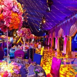 торжество в стиле Индийская свадьба