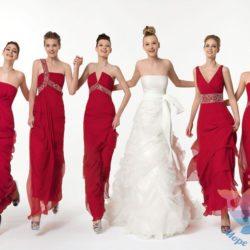 Вечеринка в стиле Красная свадьба