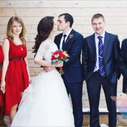 мероприятие в стиле Красная свадьба