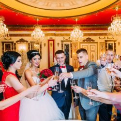 Свадьба Красная в отеле