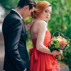 праздник в стиле Красная свадьба
