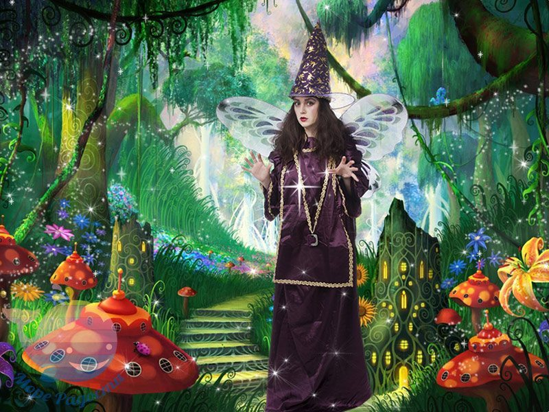 волшебники на детский праздник девочки