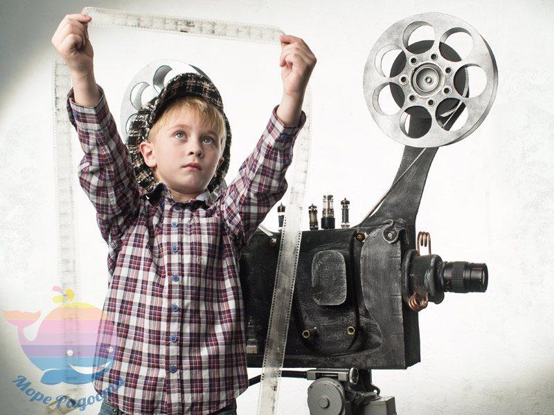 аниматор Снимаем кино для детей