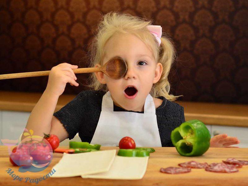 кулинарный мастер-классы