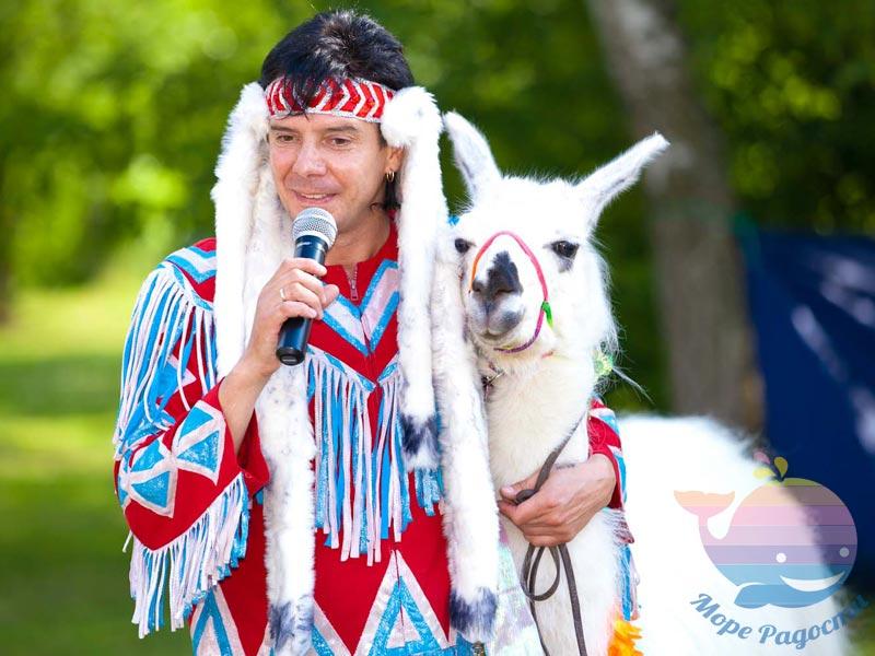 Шоу Дрессированных Животных на детский праздник