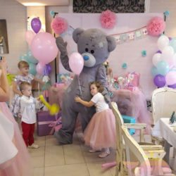 Мишки Тедди на день рождения