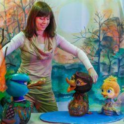 Спектакли на детский праздник