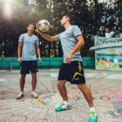 Футбольный фристайл для детей и взрослых
