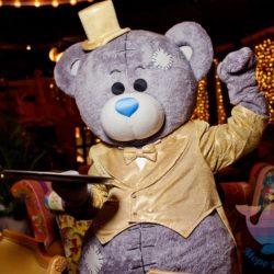 Шоу Мишек Тедди в отеле, доме отдыха
