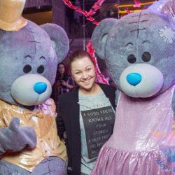 Шоу Мишек Тедди для детей и взрослых