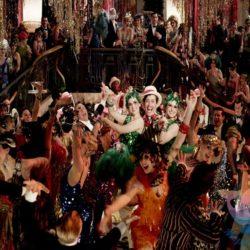вечеринка Гэтсби в отеле, доме отдыха