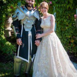 Средневековая свадьба