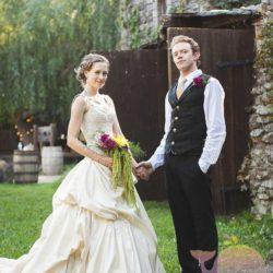 мероприятие в стиле Средневековая свадьба