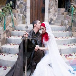 Свадьба Средневековая в отеле
