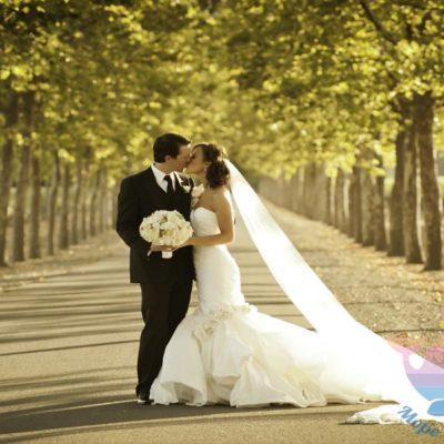 торжество в стиле Осенняя свадьба