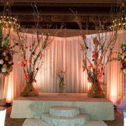 мероприятие в стиле Осенняя свадьба