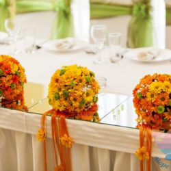 Вечеринка в стиле Осенняя свадьба