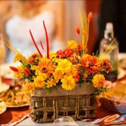 вечеринка Осенняя свадьба для детей