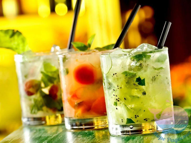 мастер-класс Студия напитков для взрослых