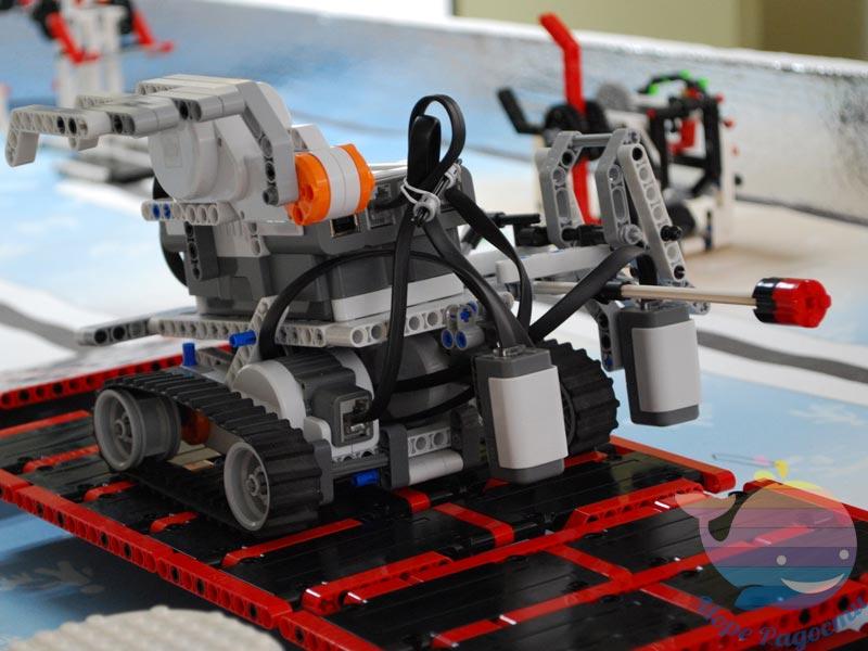 мастер-класс Робототехника для детей