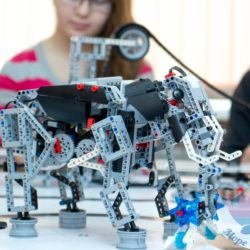 мастер-класс Робототехника на юбилей