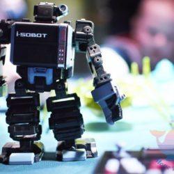 мастер-класс Робототехника на день рождения