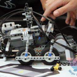 мастер-класс Робототехника на детский праздник