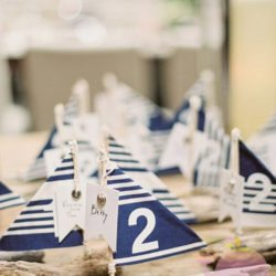 мероприятие в стиле Морская свадьба
