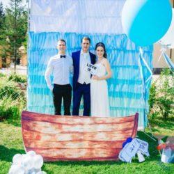 Свадьба Морская в отеле