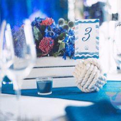 вечеринка Морская свадьба для детей