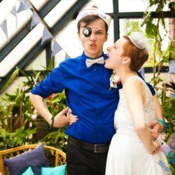 Свадьба Морская в ресторане