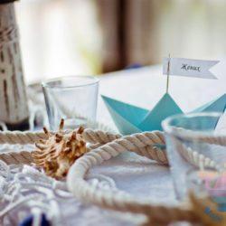 Вечеринка в стиле Морская свадьба