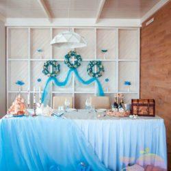 праздник свадьба Морская