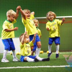 аниматор Футбольная вечеринка в детский сад