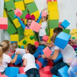 Поролоновое шоу для детей и взрослых