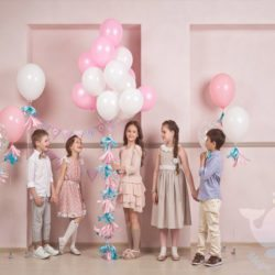 Оформление шарами для детей и взрослых