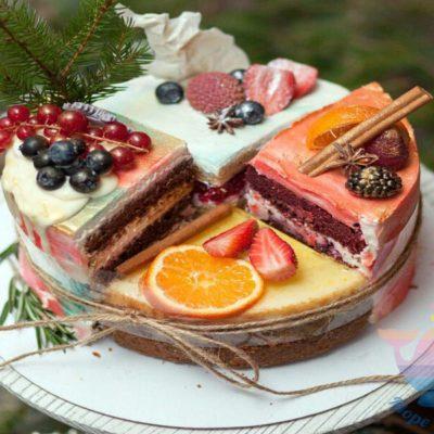 Торт на свадьбу, юбилей