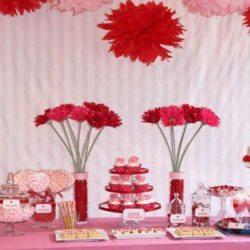 Бумажные цветы на свадьбу, юбилей